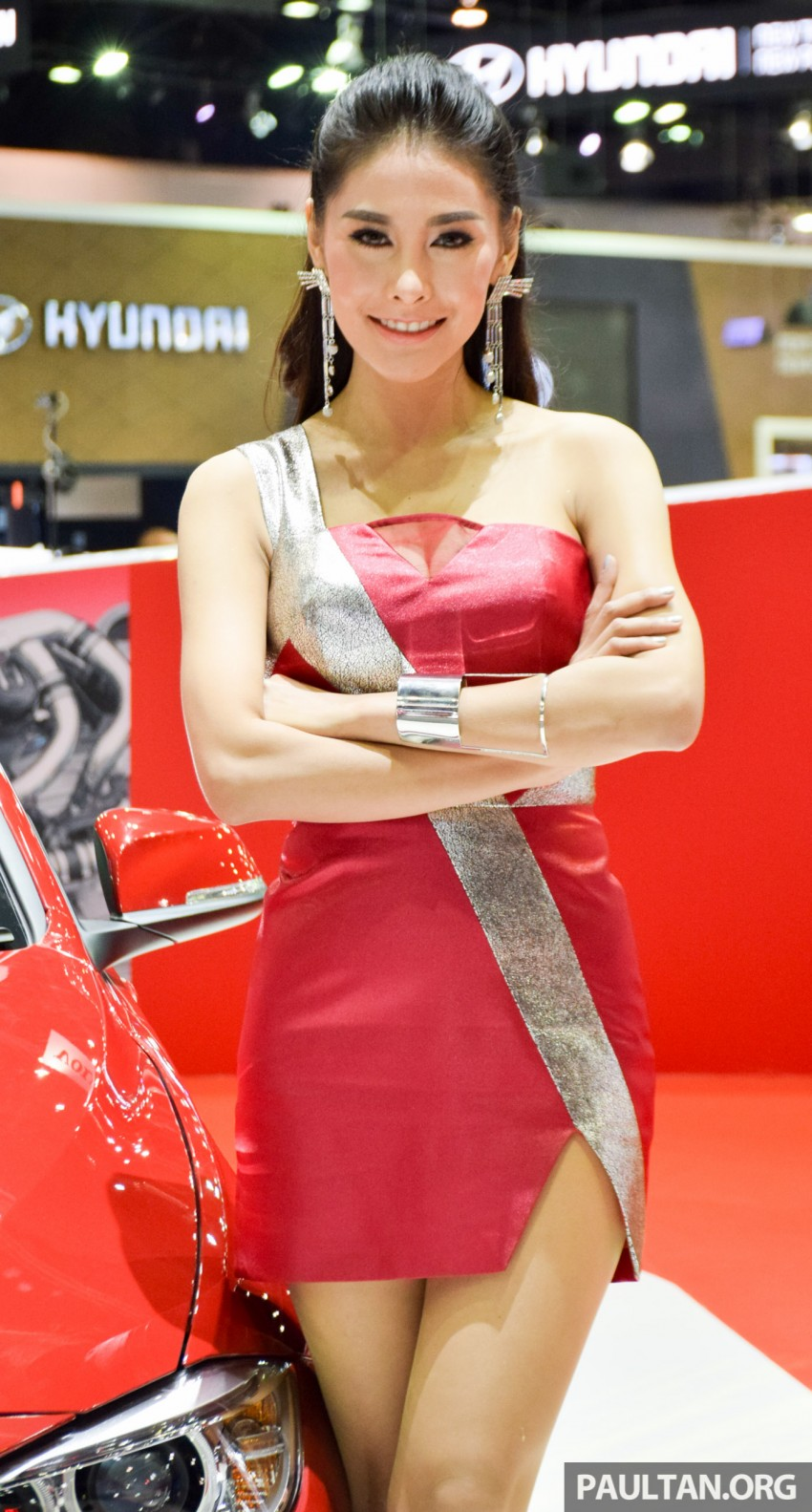 GALLERY: The girls of the 2015 Thailand Motor Expo Image #416340