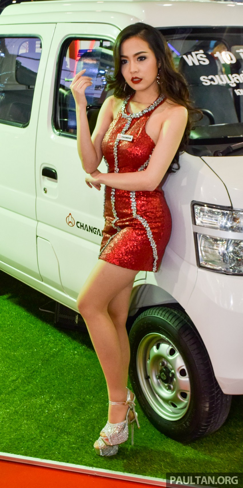 GALLERY: The girls of the 2015 Thailand Motor Expo Image #416342