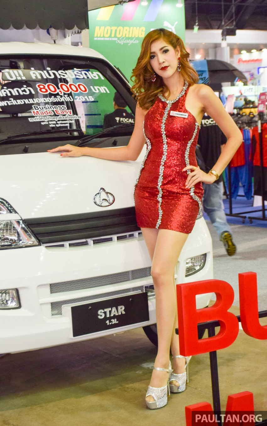 GALLERY: The girls of the 2015 Thailand Motor Expo Image #416317