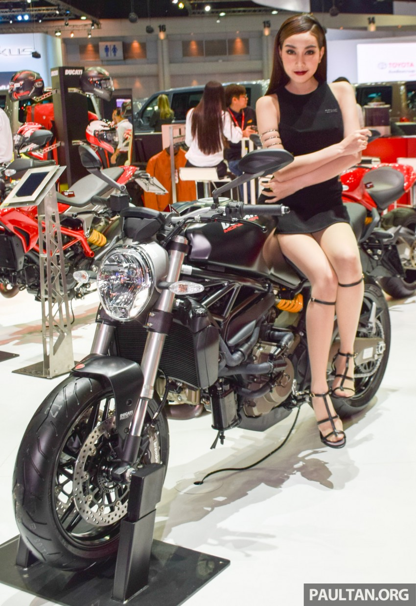 GALLERY: The girls of the 2015 Thailand Motor Expo Image #416346