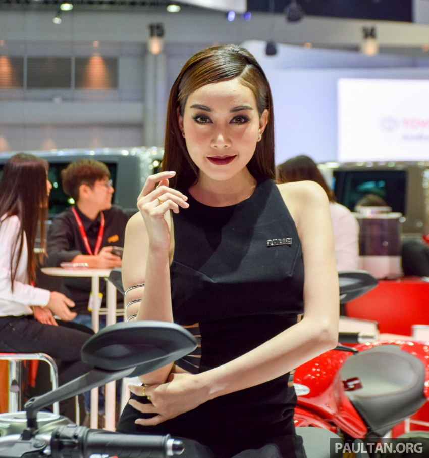 GALLERY: The girls of the 2015 Thailand Motor Expo Image #416347