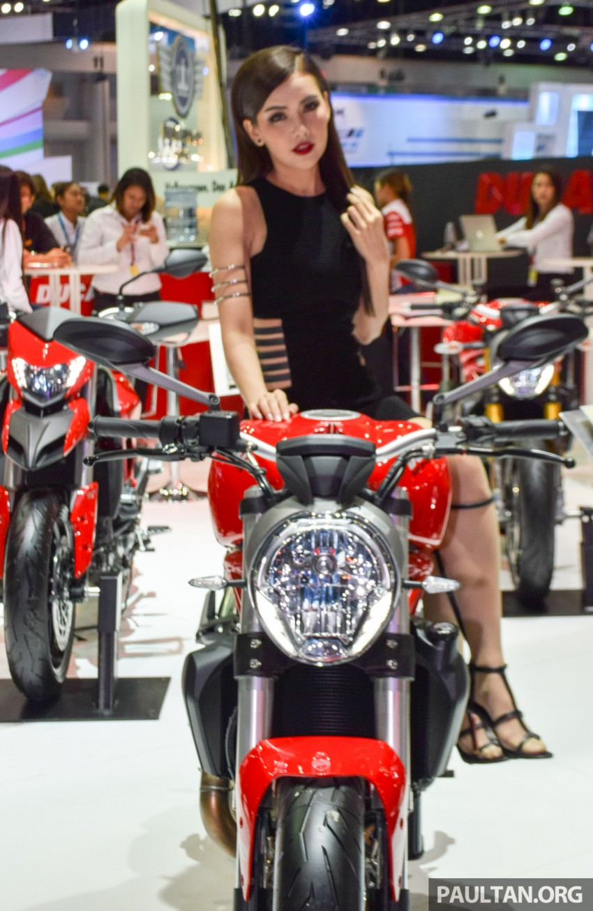 GALLERY: The girls of the 2015 Thailand Motor Expo Image #416348