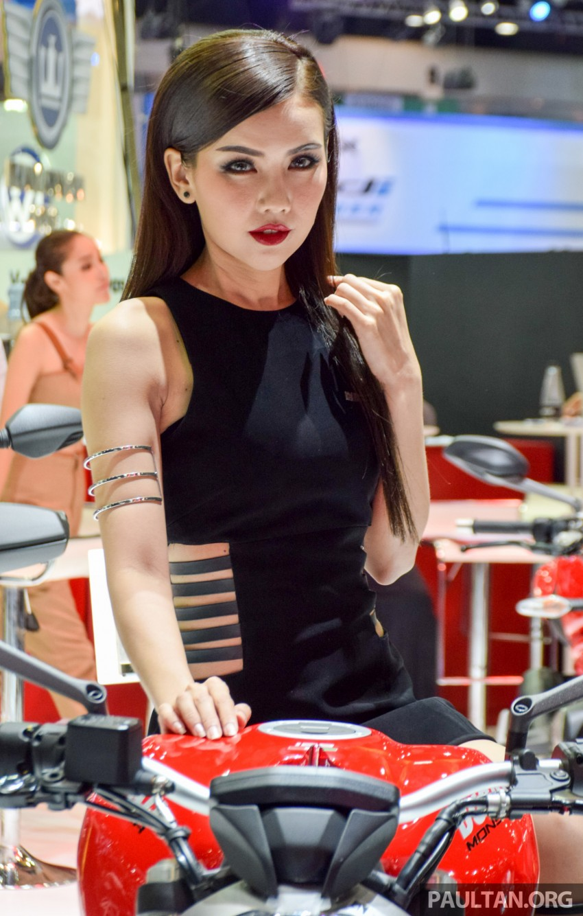 GALLERY: The girls of the 2015 Thailand Motor Expo Image #416349