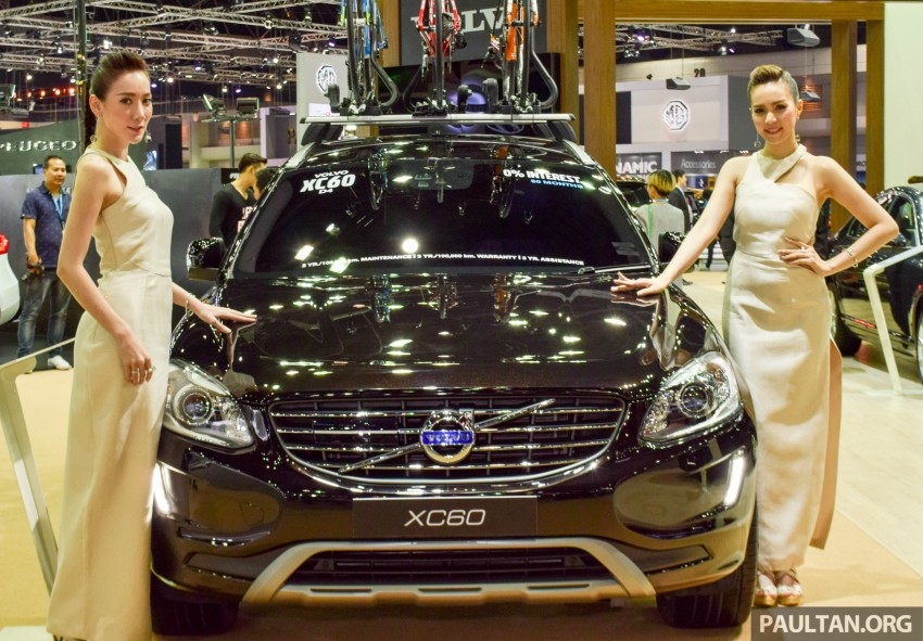 GALLERY: The girls of the 2015 Thailand Motor Expo Image #416350