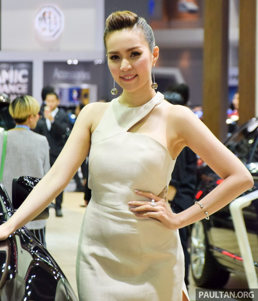 GALLERY: The girls of the 2015 Thailand Motor Expo Image #416352