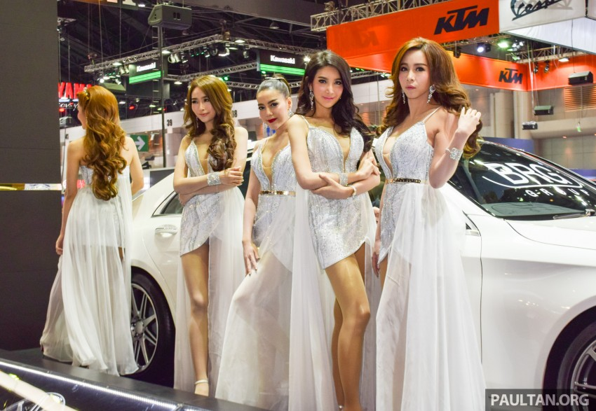 GALLERY: The girls of the 2015 Thailand Motor Expo Image #416318