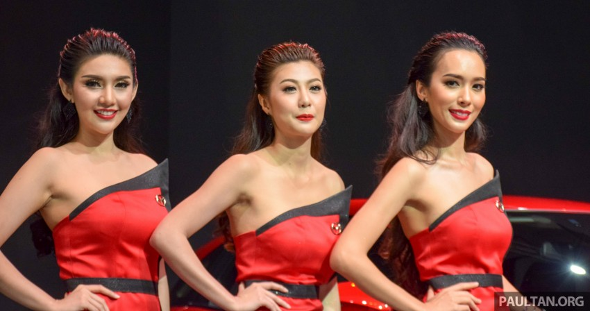 GALLERY: The girls of the 2015 Thailand Motor Expo Image #416354