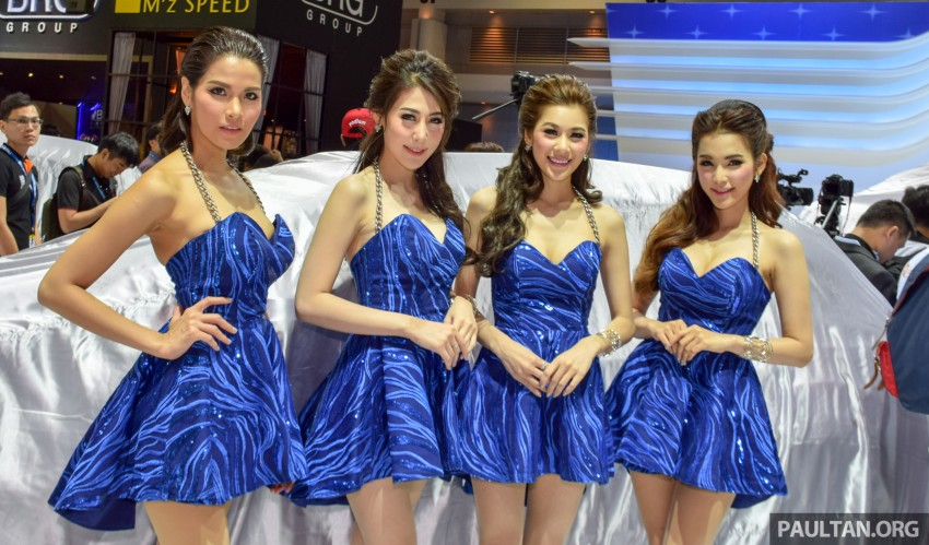 GALLERY: The girls of the 2015 Thailand Motor Expo Image #416355
