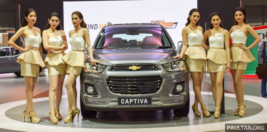 GALLERY: The girls of the 2015 Thailand Motor Expo Image #416357