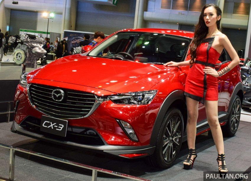 GALLERY: The girls of the 2015 Thailand Motor Expo Image #416358