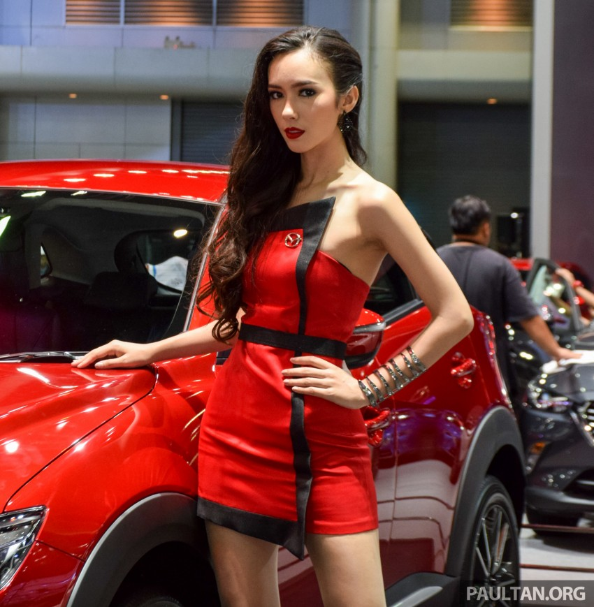 GALLERY: The girls of the 2015 Thailand Motor Expo Image #416359