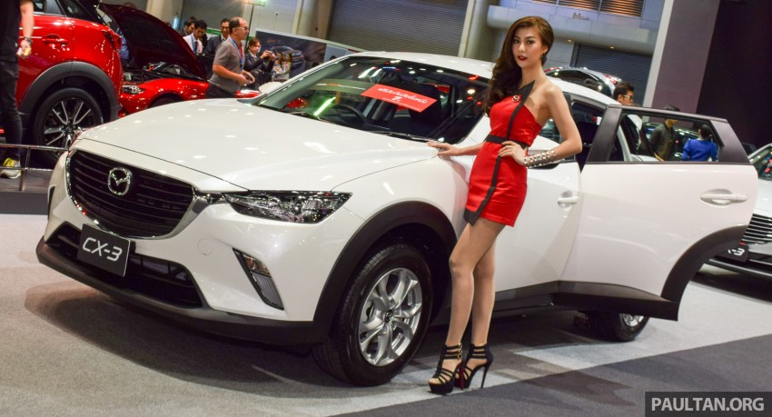 GALLERY: The girls of the 2015 Thailand Motor Expo Image #416360