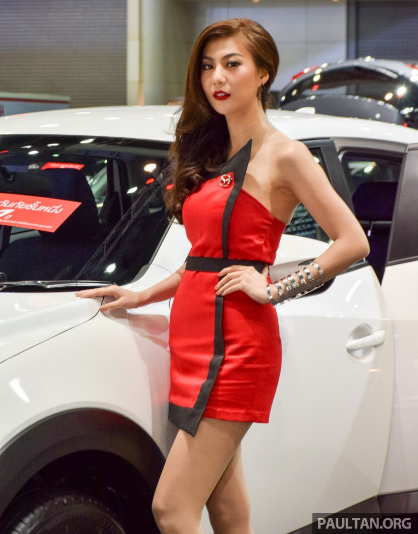 GALLERY: The girls of the 2015 Thailand Motor Expo Image #416361