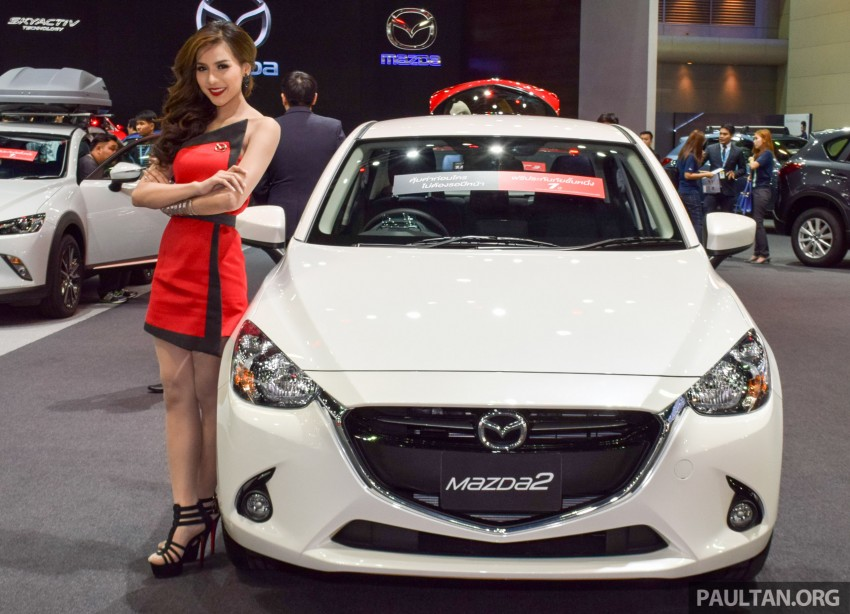 GALLERY: The girls of the 2015 Thailand Motor Expo Image #416362