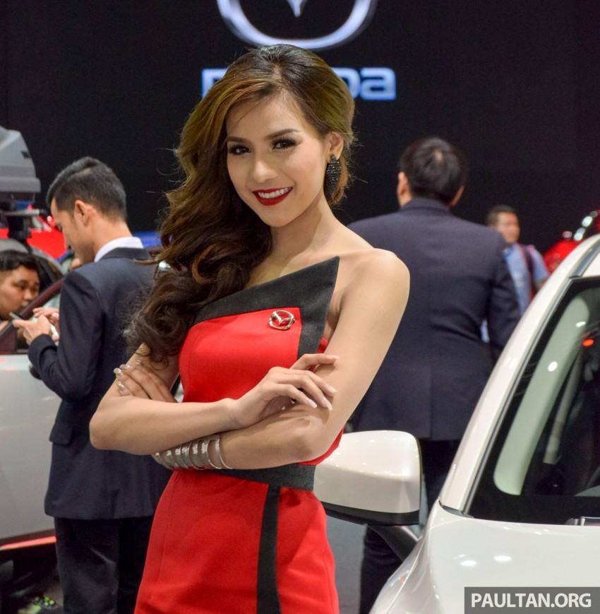 GALLERY: The girls of the 2015 Thailand Motor Expo Image #416363
