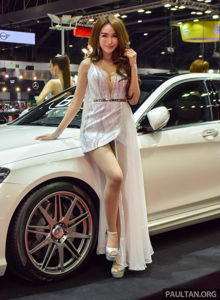 GALLERY: The girls of the 2015 Thailand Motor Expo Image #416319