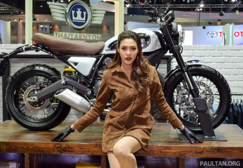 GALLERY: The girls of the 2015 Thailand Motor Expo Image #416364