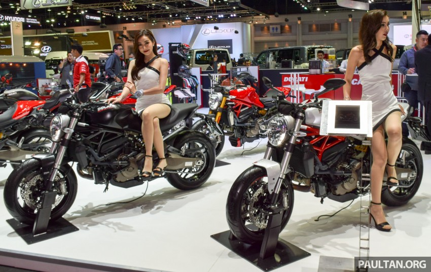 GALLERY: The girls of the 2015 Thailand Motor Expo Image #416366