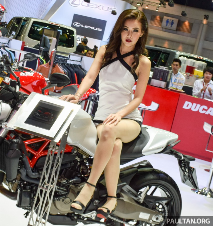 GALLERY: The girls of the 2015 Thailand Motor Expo Image #416368