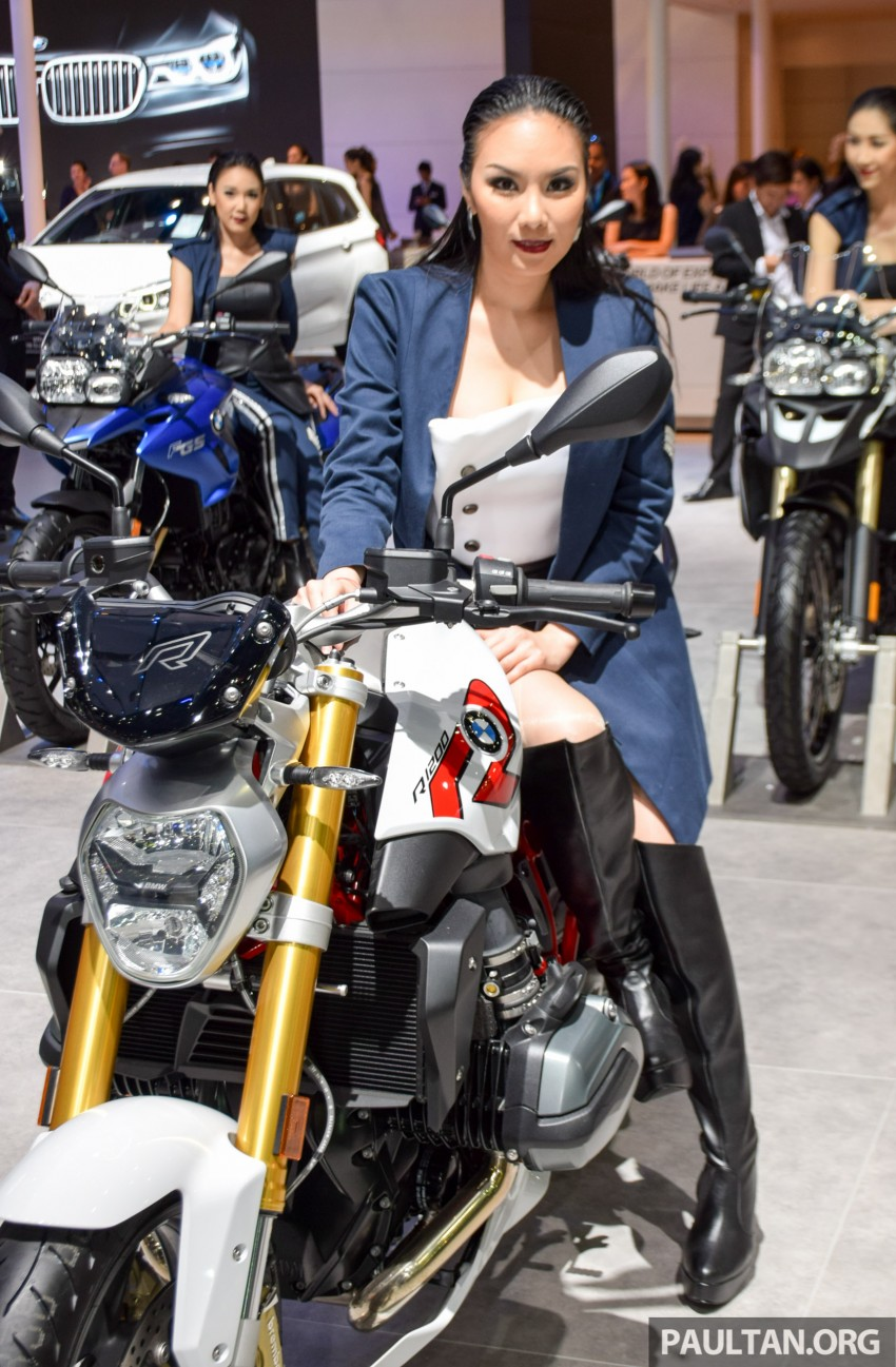 GALLERY: The girls of the 2015 Thailand Motor Expo Image #416320