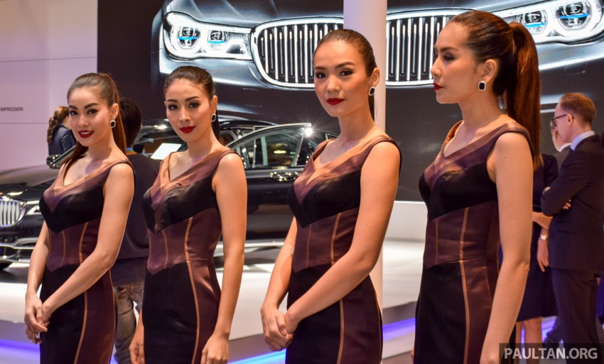 GALLERY: The girls of the 2015 Thailand Motor Expo Image #416323