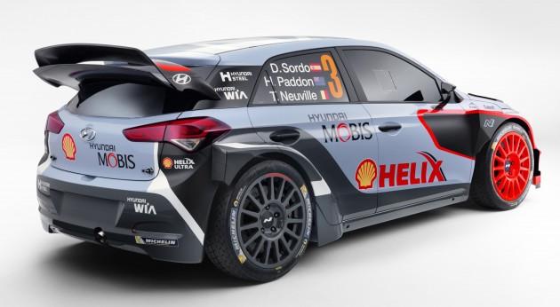 2016 Hyundai i20 WRC-05
