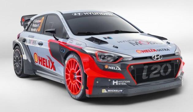 2016 Hyundai i20 WRC-06