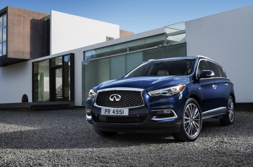 2016 Infiniti QX60 facelift seven-seater revealed Image #419785