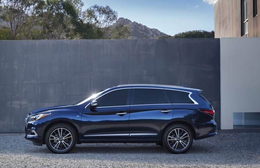 2016 Infiniti QX60 facelift seven-seater revealed Image #419786
