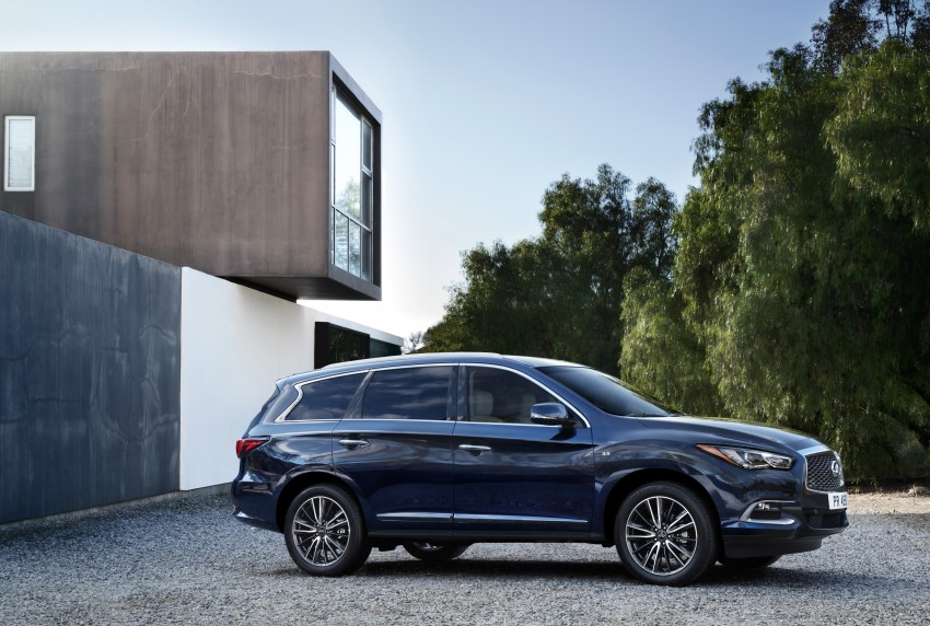 2016 Infiniti QX60 facelift seven-seater revealed Image #419789
