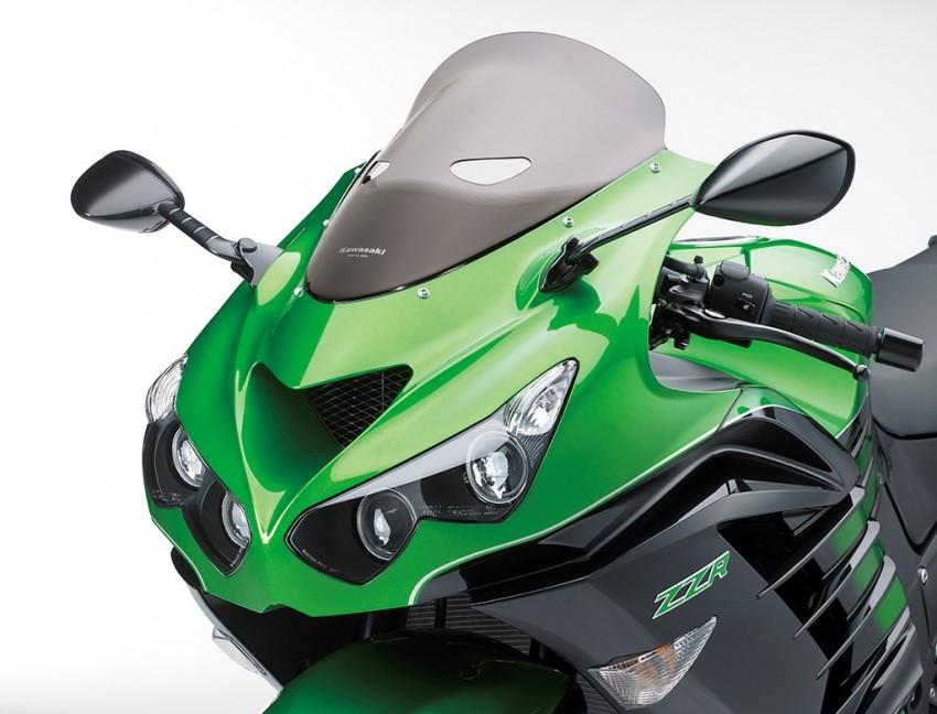 2016 Kawasaki ZZR1400 loses 10 hp to Euro 4 Image #423832