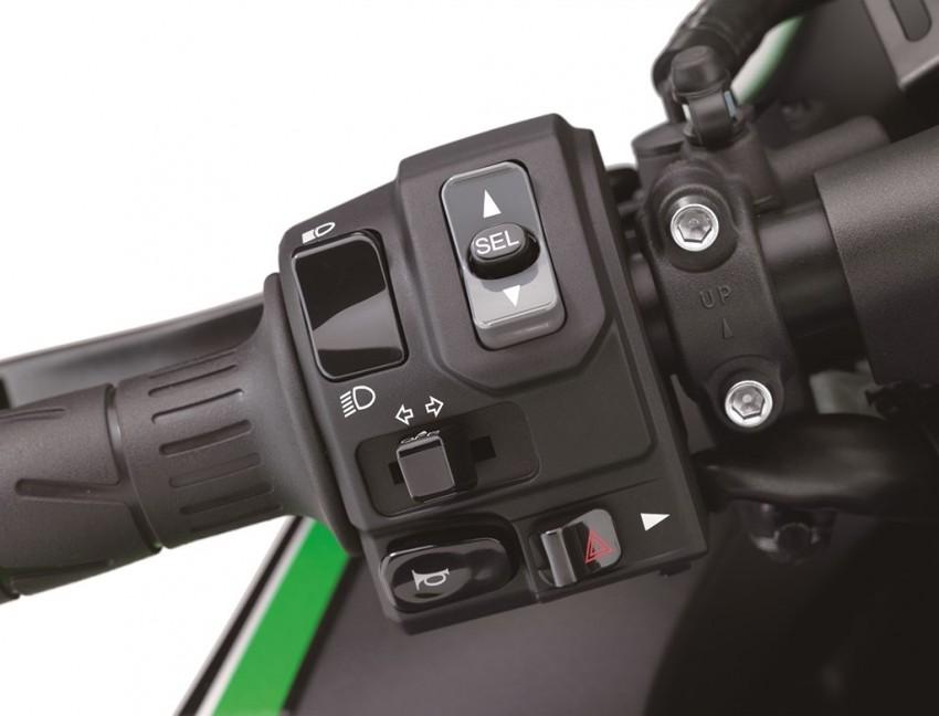 2016 Kawasaki ZZR1400 loses 10 hp to Euro 4 Image #423835
