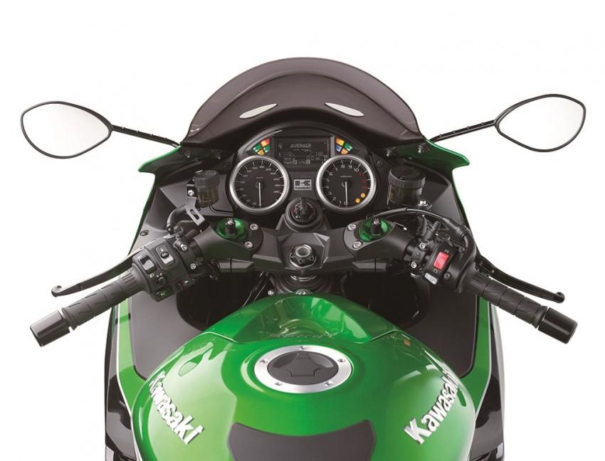 2016 Kawasaki ZZR1400 loses 10 hp to Euro 4 Image #423836