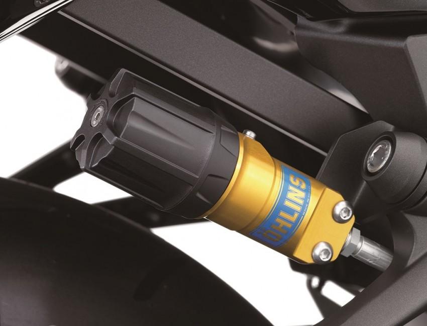 2016 Kawasaki ZZR1400 loses 10 hp to Euro 4 Image #423838