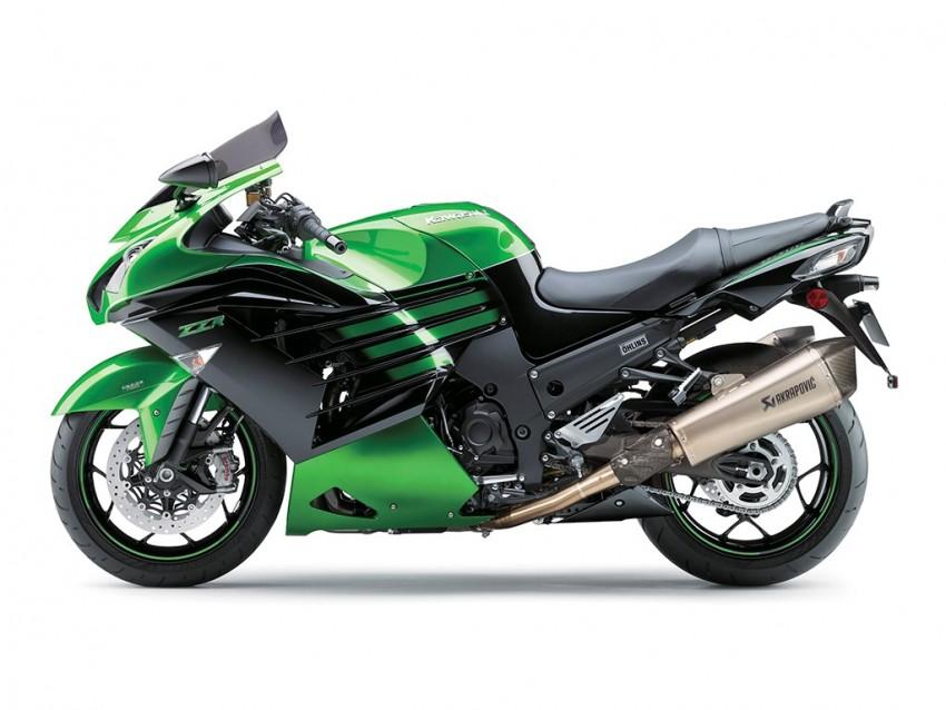 2016 Kawasaki ZZR1400 loses 10 hp to Euro 4 Image #423843
