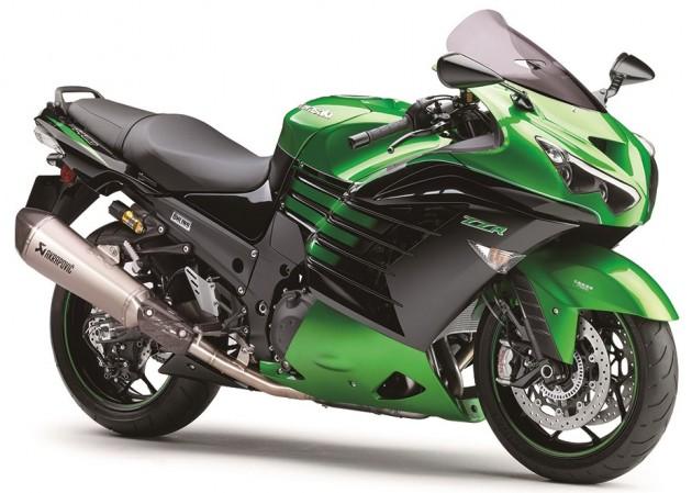 2016 Kawasaki ZZR1400 (8)
