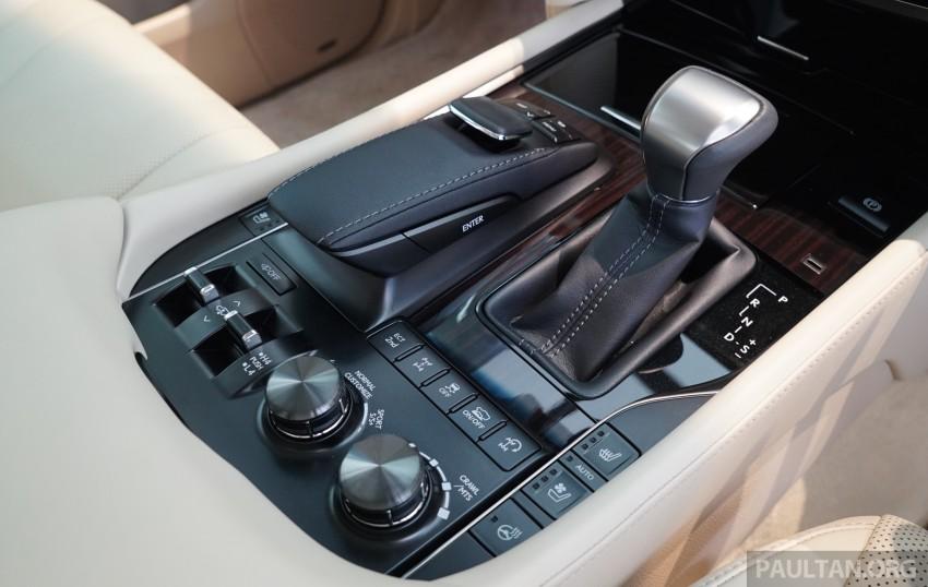 GALLERY: 2016 Lexus LX 570 in Malaysian showroom Image #414995