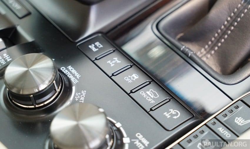 GALLERY: 2016 Lexus LX 570 in Malaysian showroom Image #414997
