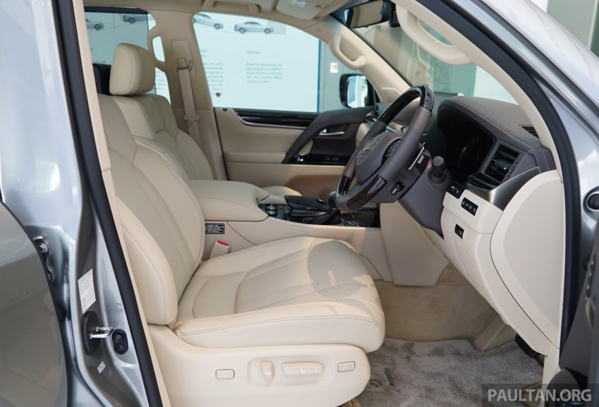 GALLERY: 2016 Lexus LX 570 in Malaysian showroom Image #415008