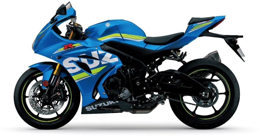 Suzuki Bikes In 2016