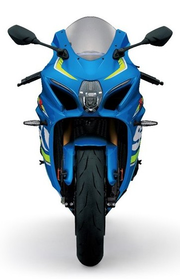 2016 Suzuki GSX-R 1000 L7, with bigger, badder balls Image #419481