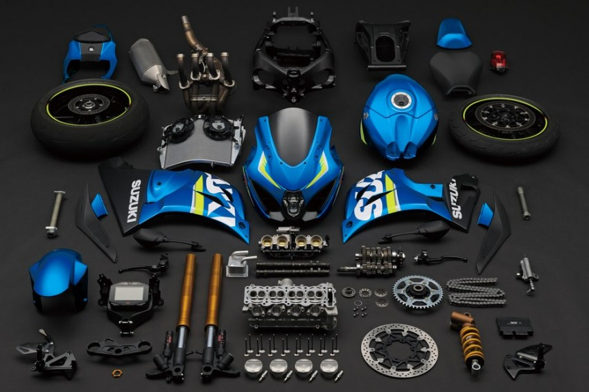 2016 Suzuki GSX-R 1000 L7, with bigger, badder balls Image #419487