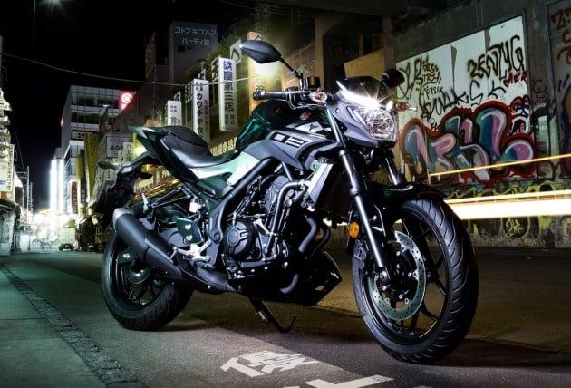 2016 Yamaha MT-03 (10)