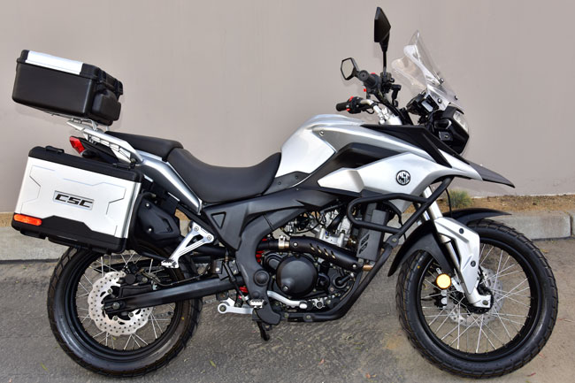 Travel Insurance For Motorbike Touring