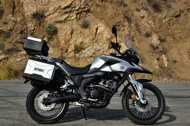 2016 Csc Rx3 250cc Copy Of The Bmw Gs Adventure Image 422241