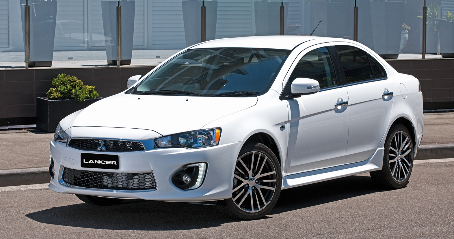 Back to Story: 2016 Mitsubishi Lancer facelift launched in Australia