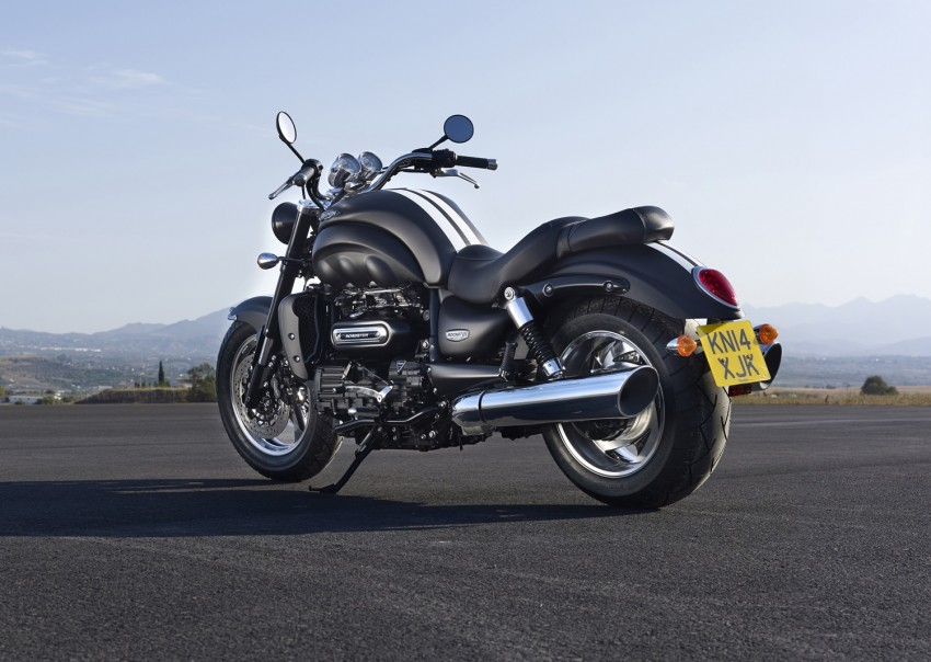 Triumph in black for 2015, posts £2.3 million profit Image #423120