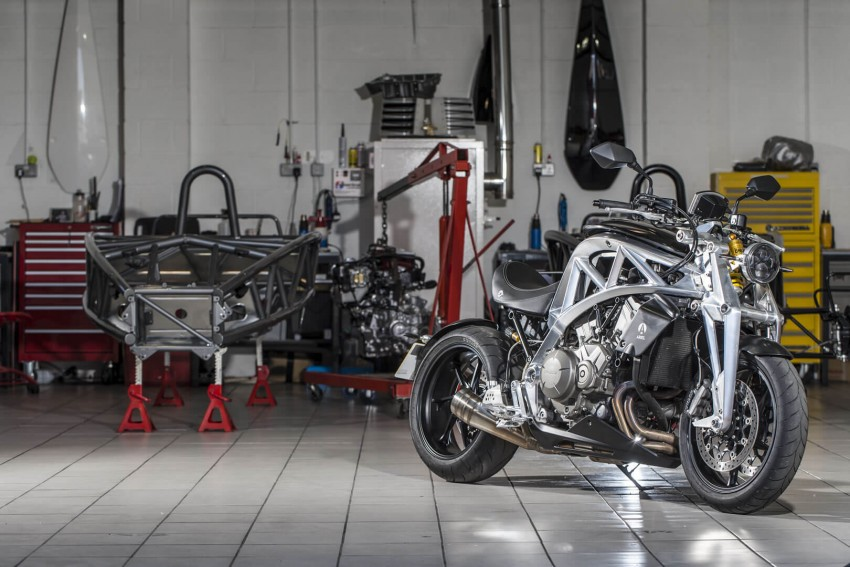 Ariel Ace –  a bespoke bike for the discerning rider Image #423520