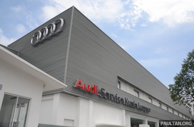 Audi KL Service Centre-01