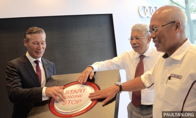 Audi KL Service Centre-02